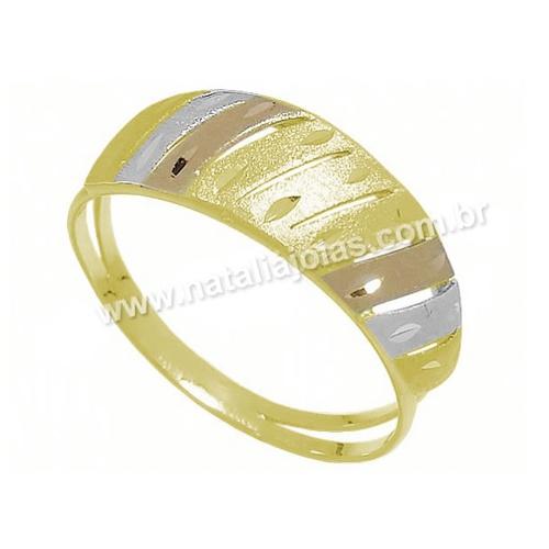 Anel de Ouro 18k/750 AN18