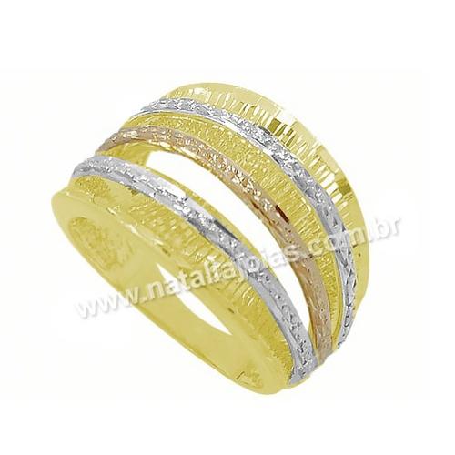Anel de Ouro 18k/750 AN45