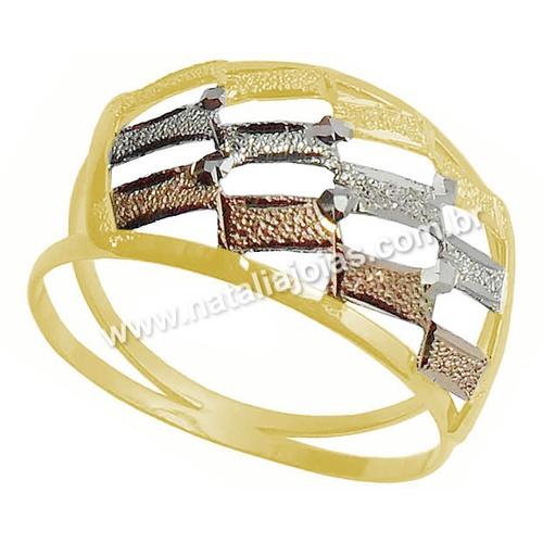 Anel de Ouro 18k/750 AN66