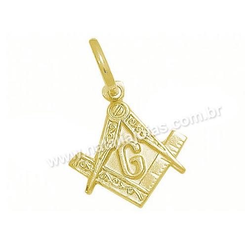 Pingente de Ouro 18k/750 PG19