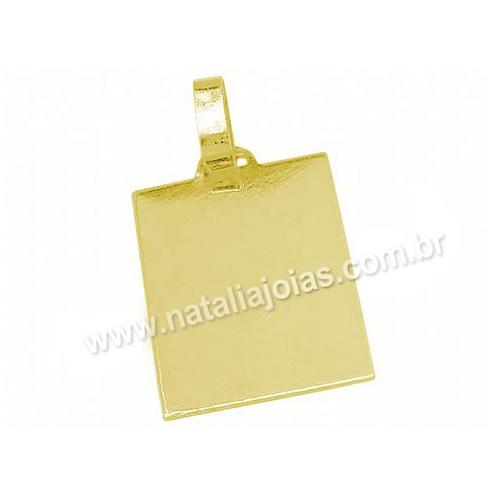 Fotogravaçao em Ouro 18k/750 PS20