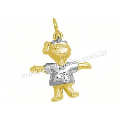 Pingente de Ouro 18k/750 PG29