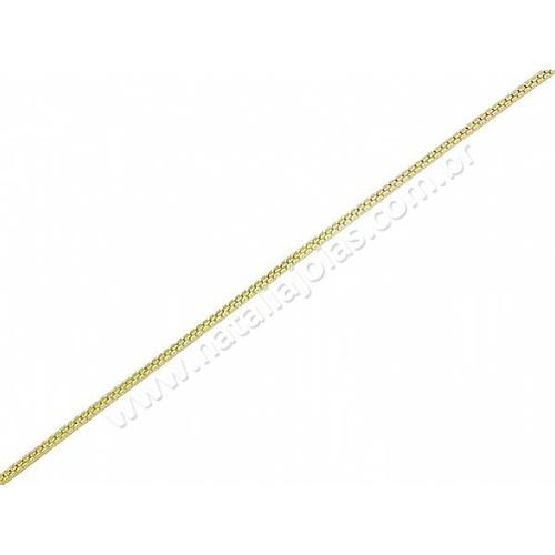 Tornozeleira de Ouro 18K/750 TO03