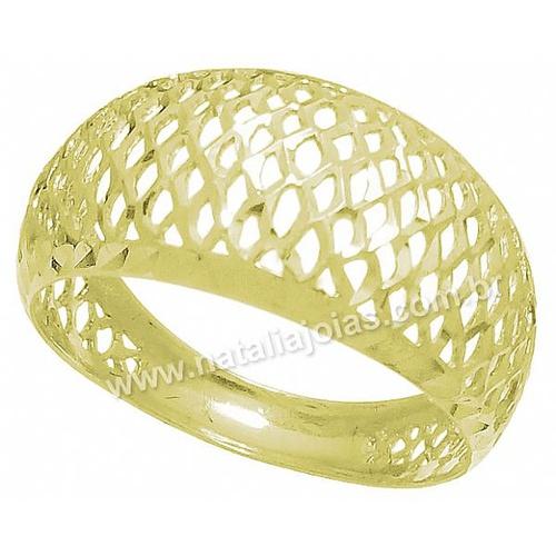 Anel de Ouro 18k/750 AN57