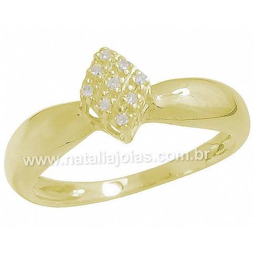 Anel de Ouro 18k/750 AN60