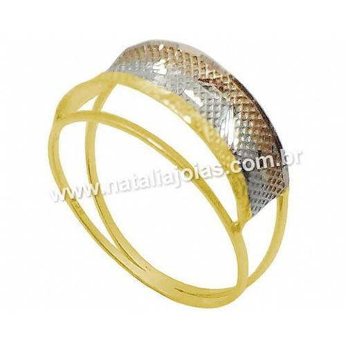 Anel de Ouro 18k/750 AN63