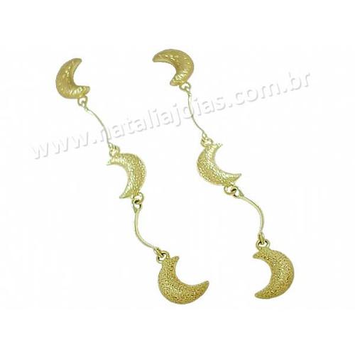 Brinco de Ouro 18k/750 BR19