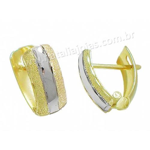 Brinco de Ouro 18k/750 BR22