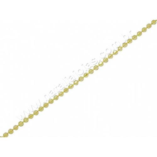 Corrente de Ouro 18k/750 CO06