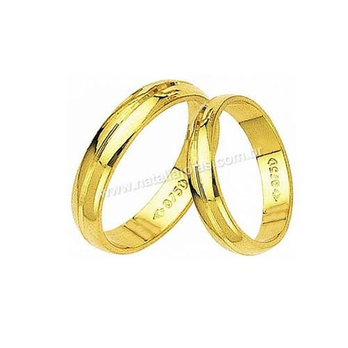 Alianças de Ouro 18k/750 AE20