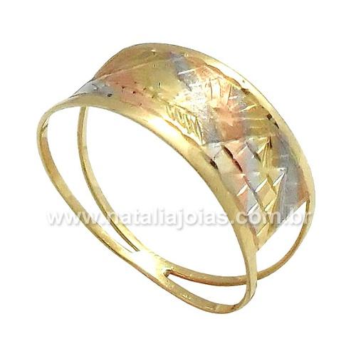 Anel de Ouro 18k/750 AN44