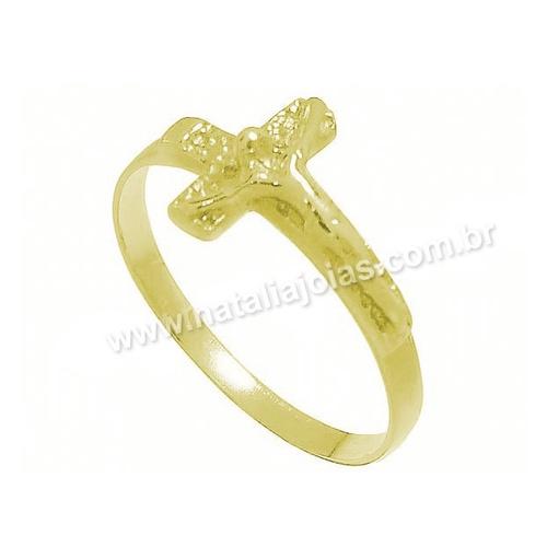Anel de Ouro 18k/750 AN01