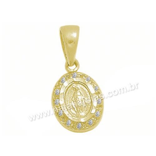 Pingente de Ouro 18k/750 PG45