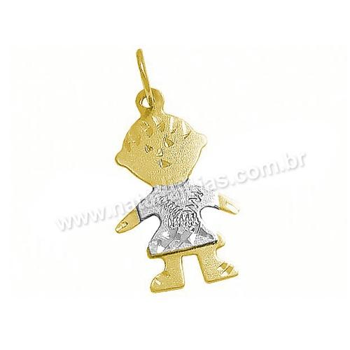 Pingente de Ouro 18k/750 PG30