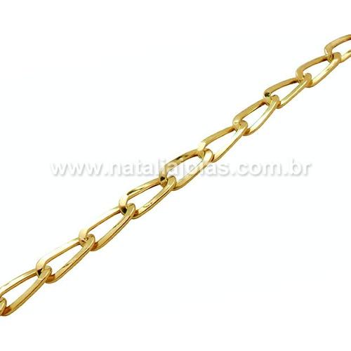 Pulseira de Ouro 18k/750 PL18