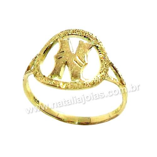 Anel de Ouro 18k/750 AN10