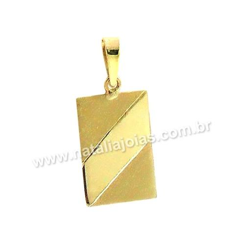 Pingente de Ouro 18k/750 PG104