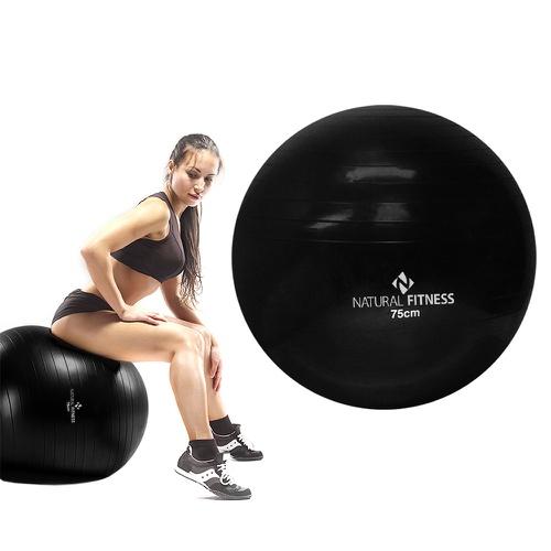 Bola Suiça para Pilates e Ginástica 75cm - Natural Fitness
