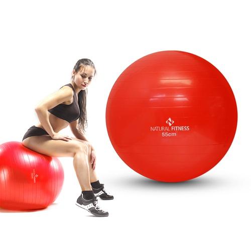 Bola Suiça 55cm Yoga e Pilates