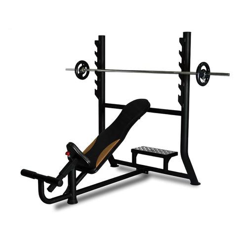 Aparelho Banco Supino Inclinado - Treinamento Livre - Natural Fitness