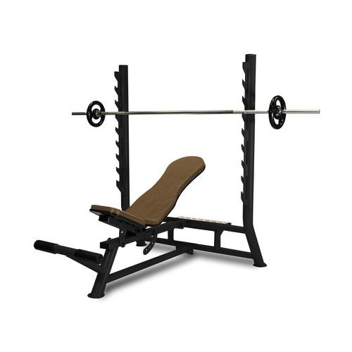 Aparelho Banco Supino Regulável 2 em 1 - Treinamento Livre - Natural Fitness