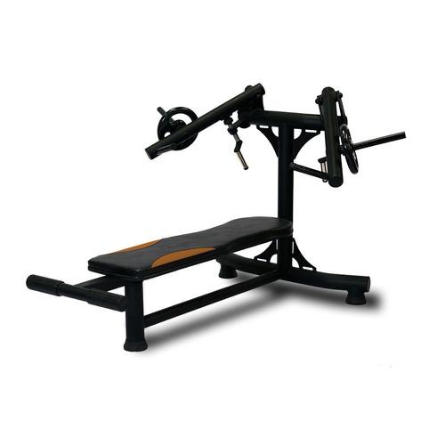 Aparelho Banco Supino Reto Articulado - Treinamento Livre - Natural Fitness