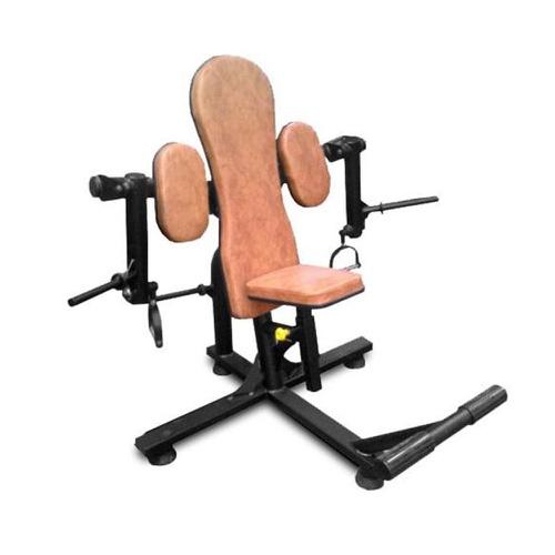 Aparelho Bíceps Articulado - Treinamento Livre - Natural Fitness