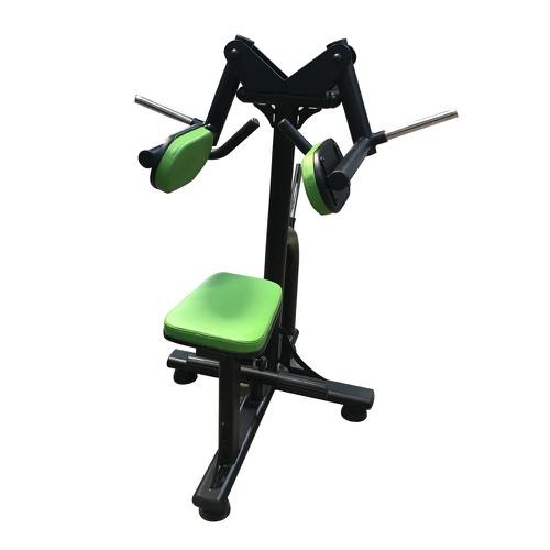 Aparelho Elevação de Ombro - Treinamento Livre - Natural Fitness