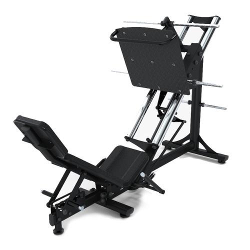 Aparelho Leg Press 45 Graus - Treinamento Livre - Natural Fitness