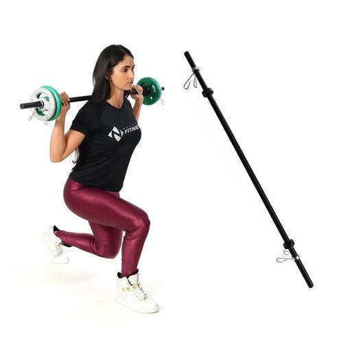 Barra De Body Pump Para Exercicios Academia