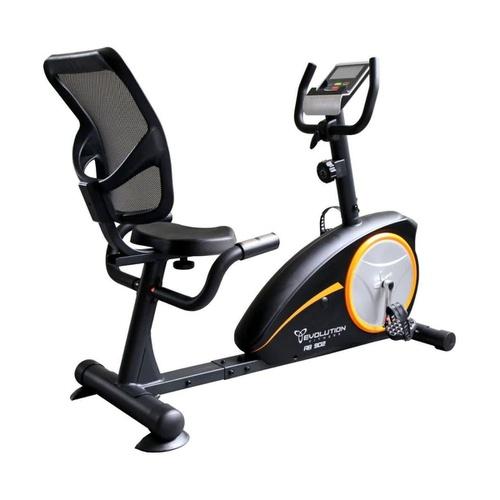 Bicicleta Ergométrica Horizontal Evolution RB902 - Natural Fitness