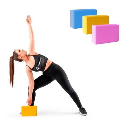Bloco de Pilates e Yoga - Natural Fitness