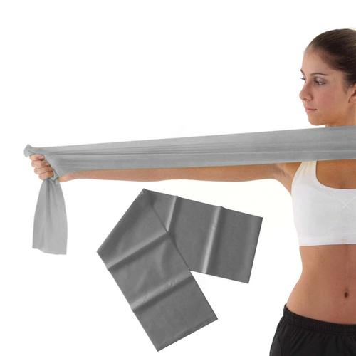 Faixa Elastica - (Nível Média) Pilates e Fisioterapia (Tipo Thera Band)
