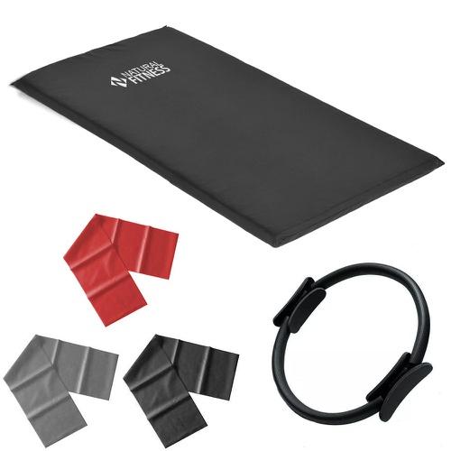 Kit De Acessórios Para Exercicios e Treinos De Pilates e Funcional