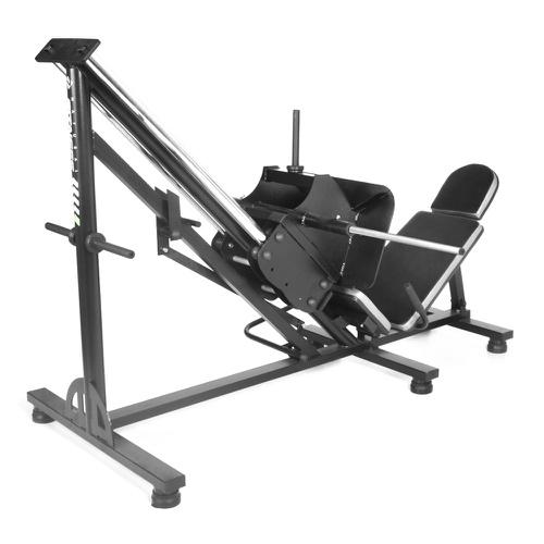 Aparelho Leg Press 45 para Musculação - Natrus - Natural Fitness