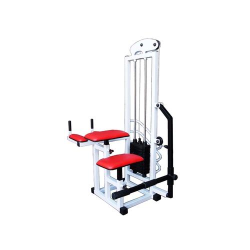 Maquina Para Gluteo Deitada Horizontal De Academia De Musculação