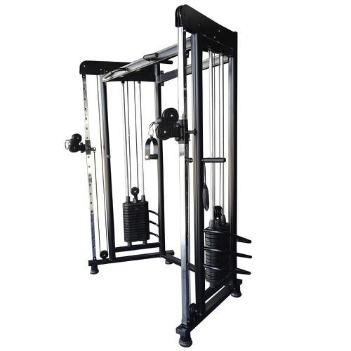 Aparelho Crossover Funcional Para Musculação - Natrus - Natural Fitness