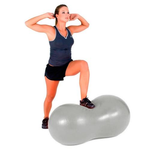 Bola Feijão para Pilates 90x45cm - Natural Fitness