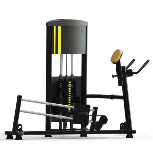 Aparelho Glúteo Deslizante para Musculação - Sigma - Natural Fitness