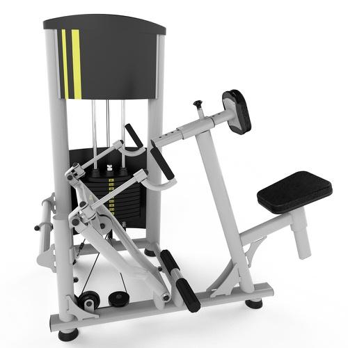 Aparelho Remada Sentada para Musculação - Sigma
