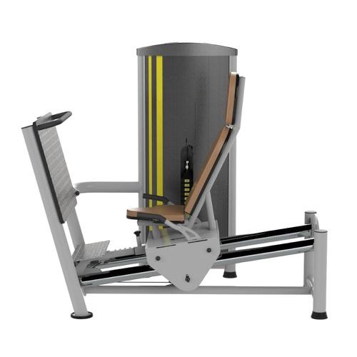 Aparelho Leg Horizontal para Musculação - Uranos - Natural Fitness