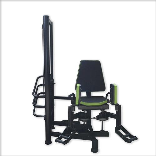 Aparelho Cadeira Adutora e Abdutora para Musculação - Natrus - Natural Fitness