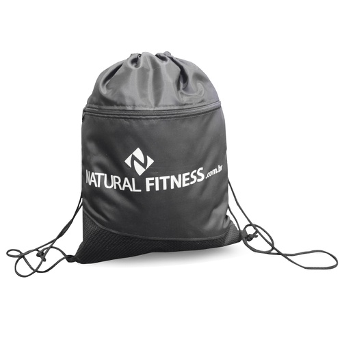 Mochila Sacola Esportiva - Natural Fitness