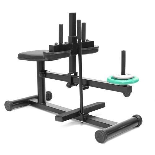 Aparelho Panturrilha Sentado para Musculação - Natrus - Natural Fitness