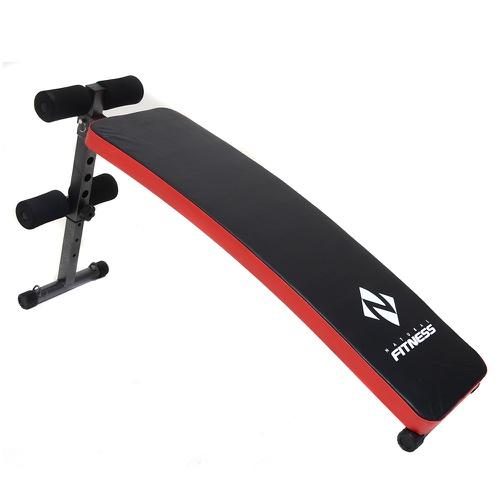 Prancha Abdominal de Exercícios Residencial NF01 - Natural Fitness