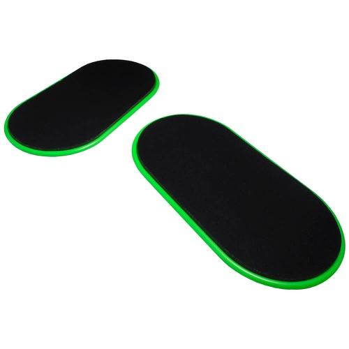 Disco de Deslizamento para Treino Abdominal e Funcional - Natural Fitness