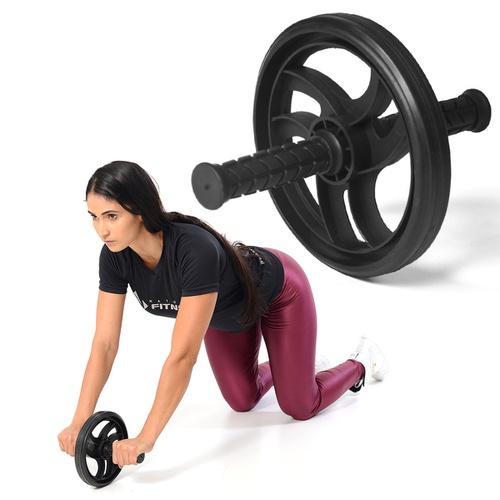 Roda para Exercicio Abdominal - Natural Fitness