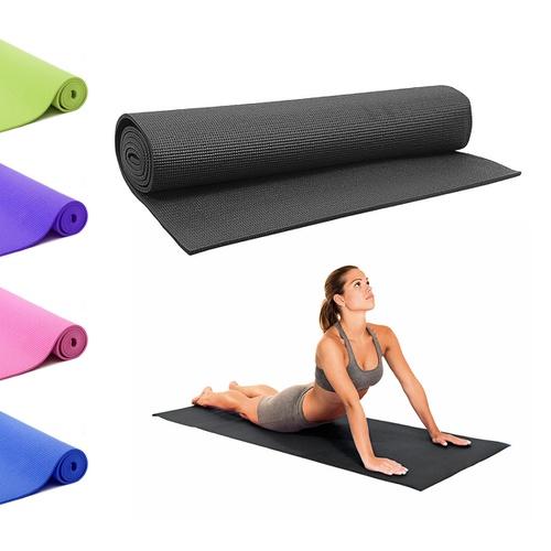 Tapete para Yoga Ginástica Pilates - Natural Fitness