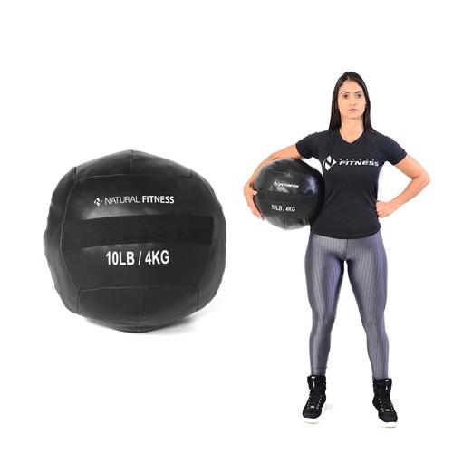 Wall Ball 4 kg Crossfit e Treino Funcional