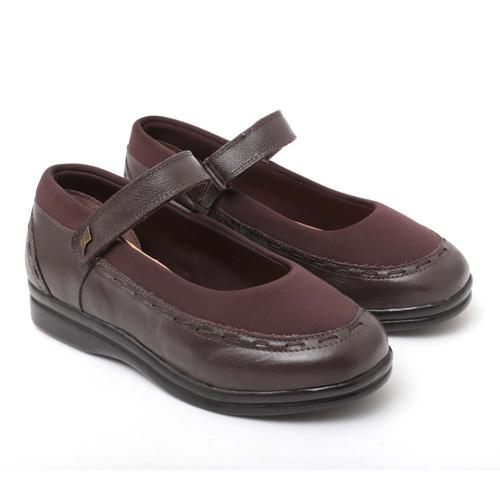 Sapato feminino - Julia - Marrom - NATURAL STEP